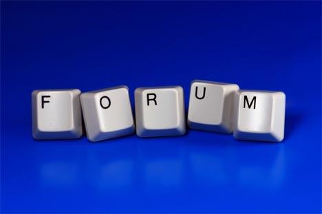 Киевские новости комментируются на форуме