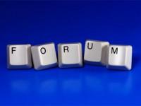 Форум раскрутить непросто