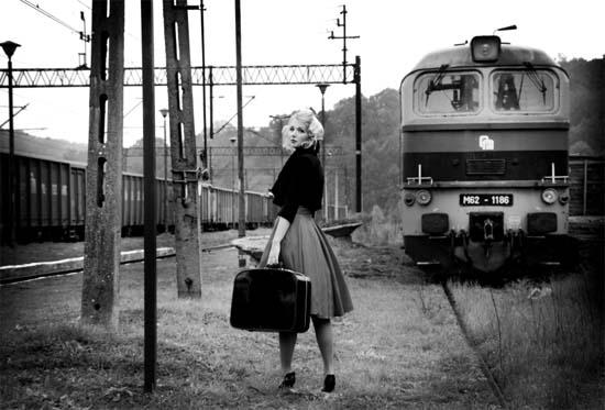 ушедший поезд